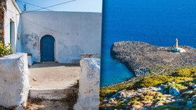 Pohádkový řecký ostrůvek hledá obyvatele: Zájemci dostanou až 13 tisíc měsíčně!