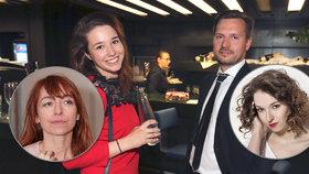 Exmanžel Vilhelmové a Kohoutové Čechák: Předvedl se opět s novou kočičkou!