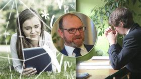 Středoškolákem i po propadnutí u maturity? Poslanci chtějí ulevit také od matematiky