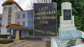 Devět letňanských obyvatel se nevrátilo z Velké války: Připomíná je pomník, který se dvakrát stěhoval