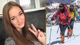 Krásná Daniela (24) chce pokořit nejvyššího vrcholy všech kontinentů a zdolat Korunu planety: Pomáhá tak veteránům