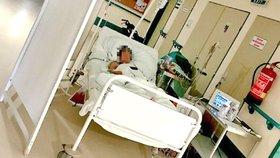 Evu (†64) s rakovinou nechali lékaři bydlet na chodbě: První slova zdrcené rodiny