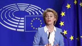"""""""Máme odpovědnost za silnější unii."""" Do čela Evropské komise usedla """"tvrdá"""" Němka"""