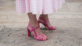 Letní boty do 500 korun: Ulovte ty nejlepší kousky!