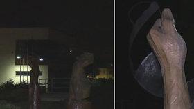 Chlapečka (†4) ve Svitavách zabila padající socha: Policie už zná viníky tragédie!