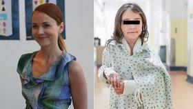 Spisovatelka Radka Třeštíková v slzách: Prožila noční můru každé mámy!