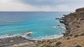 Zemětřesení na Krétě vyděsilo turisty. Na řecký ostrov míří i Babiš s rodinou