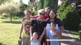 """Náchodská rodina """"polských"""" trosečníků je doma: Jak podivné dobrodružství vysvětlují?"""