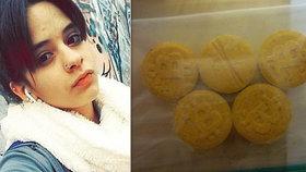 Smrtící extáze: Pilulka s příměsí jedu na krysy zabila dívku (†19) na hudebním festivalu