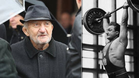 Kdysi vyhlášený silák Zdeněk Srstka (83): Už tři měsíce nevyšel z domu!