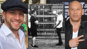 Vyděšený Vin Diesel: Jeho dublér bojuje o život! Spadl z 10 metrů před očima herce