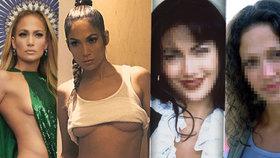 Nejsvůdnější padesátnice Jennifer Lopezová: Za mlada byste ji nepoznali! Jak se změnila?