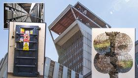 FOTO: Nahlédněte do žižkovského »mordoru«. Do tří let ho srovnají se zemí