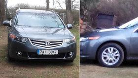 Neskutečný hyenismus! Vladimírovi ukradli auto i s protézou, bylo označené jako vůz pro invalidu