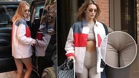 Pořádný trapas jedné z nejlépe placených modelek světa: Bella Hadidová ukázala velblouda!