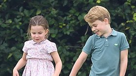 Neuvěříte, jak oslovuje vévodkyně dceru Charlotte! A jak říká George svému otci?