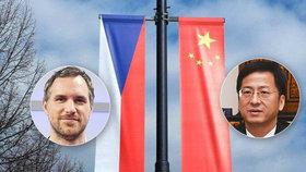 Z Číny přicházejí výhrůžky kvůli vypovězené smlouvě: Praha může pocítit újmu svých zájmů, říká velvyslanec