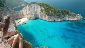 Nejkrásnější řecké pláže: Tady se budete cítit jako v pohádce!