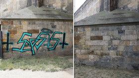 Památkáři při čištění Karlova mostu chybu neudělali, rozhodl Národní památkový ústav