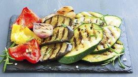 Nejlepší zelenina na gril? Cuketa a lilek. Ochutnejte 5 báječných receptů