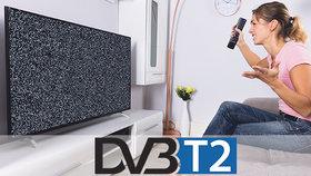 DVB-T vysílání končí: Na kolik vás změna signálu přijde?