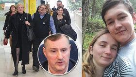 Prokurátor naštval rodiče Kuciaka a jeho snoubenky: Buďte chlap, vyzývají ho