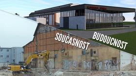 Pro veterány staví v Kopřivnici nové muzeum: Pozemek dostali darem a miliony přitečou z EU