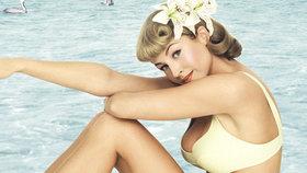 Retro móda z pláže: První bikiny předváděla placená striptérka!