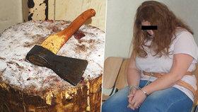 """""""Nepřestala, když chrčela."""" Mladá žena má jít do vězení za brutální vraždu vlastní matky (†68)"""