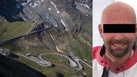 Lukáš (†40) zemřel na motorce v Alpách: Kamarád popsal, co se stalo!