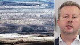 Brabec to schytal za další těžbu v Bílině. Nahradí uhlí pro statisíce Čechů slunce?