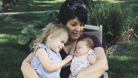 Věděla, že se jí narodí dítě bez rukou. Doktoři navrhovali potrat, rodiče ale odmítli