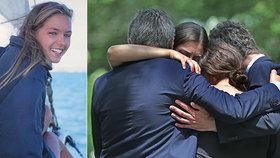 Co předcházelo smrti Saoirse Kennedyové (†22)? Sexuální zneužití a fascinace strýcem