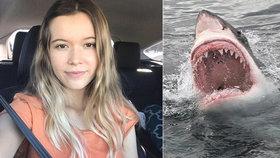 Krásku (†21) roztrhali žraloci v dovolenkovém ráji: Nejdřív jí ukousli ruku, líčí traumatizovaný otec