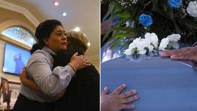 """""""Máme zlomená srdce."""" Oběťmi masakru v El Pasu jsou i manželé, kteří spolu žili 60 let"""