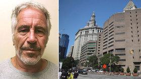 """Nová odhalení v případě smrti zvrhlého miliardáře Epsteina (†66): """"Slepé"""" kamery i utahaní dozorci"""