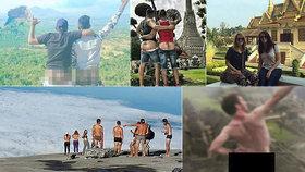 Češi na Bali rozlítili bohy i místní! Kvůli pošpinění svatyně zemřelo 18 lidí, tvrdili na Borneu