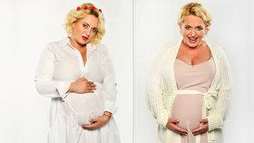 Miluše Bittnerová krátce před porodem: Některé maminky bych propleskla!