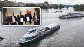 """""""Nechceme z řeky v centru lunapark."""" Praha a radnice zpečetily boj proti plavební komoře"""