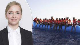 Migranty vinila z invaze: Okamurova blonďatá poslankyně je v hledáčku policie