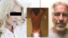 Naďa z Československa měla být Epsteinovou lesbickou otrokyní: Pomáhala mu, tvrdí oběť