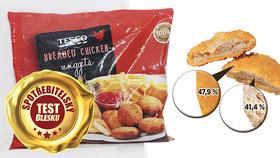 Velká kuřecí lež: Dětem servírujete k večeři kůže! Na co nechce Tesco odpovědět?