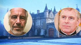 """Princ Andrew a Epsteinovy orgie: """"Neměl jsem o tom tušení"""""""