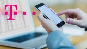 T-Mobile od září nabídne neomezená data. Tarif s nimi má i Vodafone, O2 se přidá