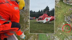 Pět obětí v Tatrách po úderech blesků: Mrtvý Čech padal 200 metrů! Záchranáři našli všechny pohřešované
