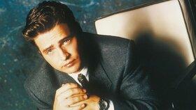 Idol Brandon z Beverly Hills 90210 se vrací! Co dělal Jason Priestley celých dvacet let?