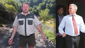Kauza kolem Mynářova muže a lánské zakázky: Policie navrhla obžalovat dva lidi