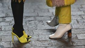 5 druhů podpatků, které by měla znát každá žena!