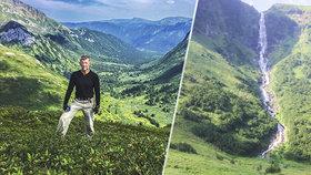 Skrytý vodopád na Sibiři dobyli první Češi: Medvědi, dřina a nezapomenutelná krása!