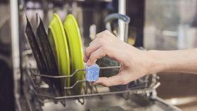 Tablety do myčky za pár korun? Vyrobte si vlastní a ušetříte